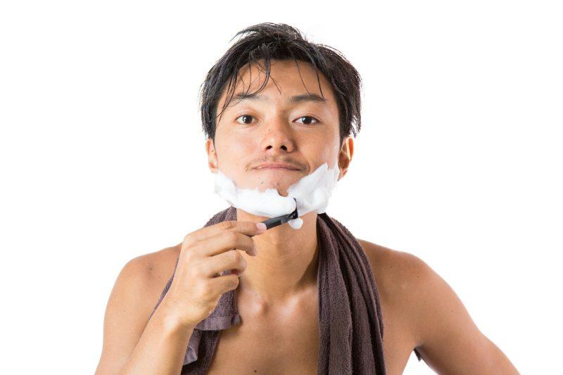 ヒゲ脱毛で毎朝の髭剃りから解放!コスパも悪くないってご存知ですか